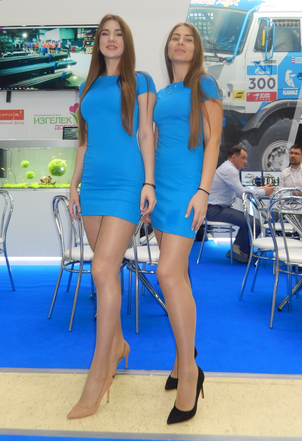 Выставка MIMS Automechanika 2019. Промо